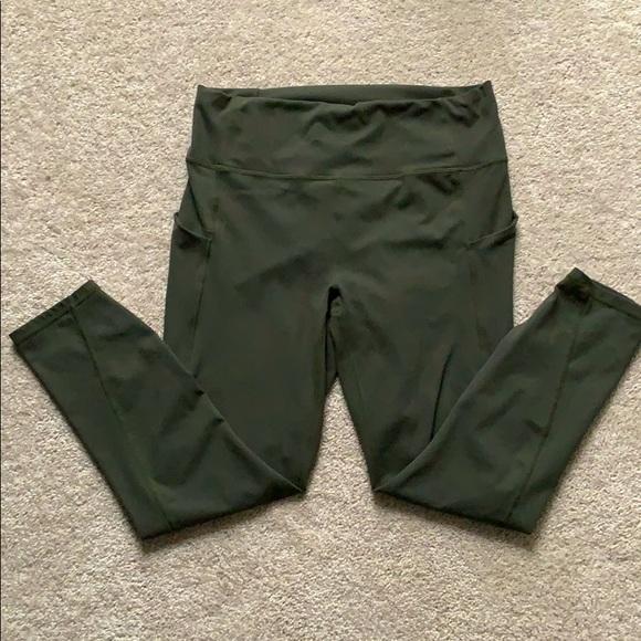 Fabletics oasis pureluxe leggings size L